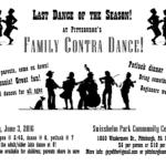 Family contra dance Jun 2016 full